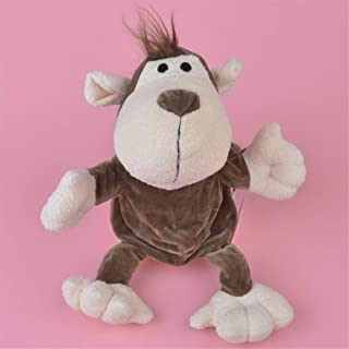 Plush toys, Wild Monkey hand puppet plush toy, Stuffed Baby/Kids Doll Toy Gift Free Shipping,plush toys for kids Not afrai...