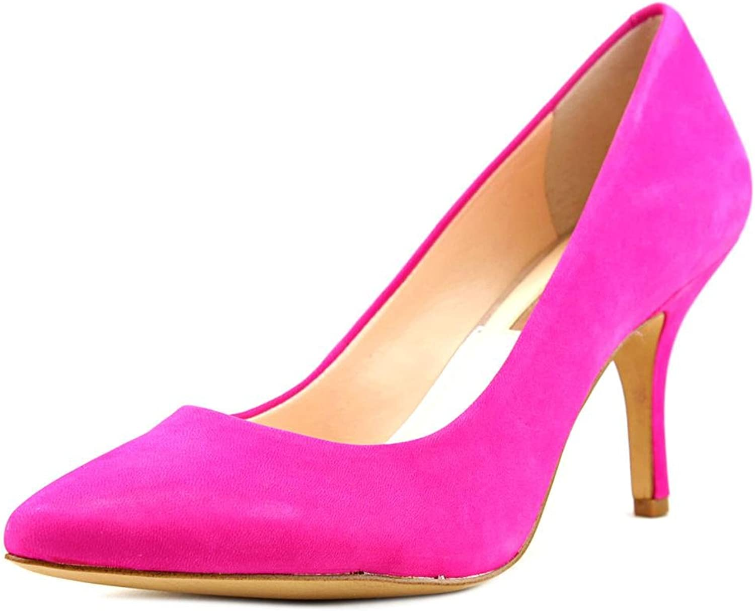 INC International Concepts Womens Zitah Pointed Toe, DEEP Fuchsia, Size 6.0