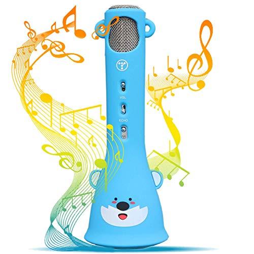 TOSING Wireless Karaoke Microphone for...