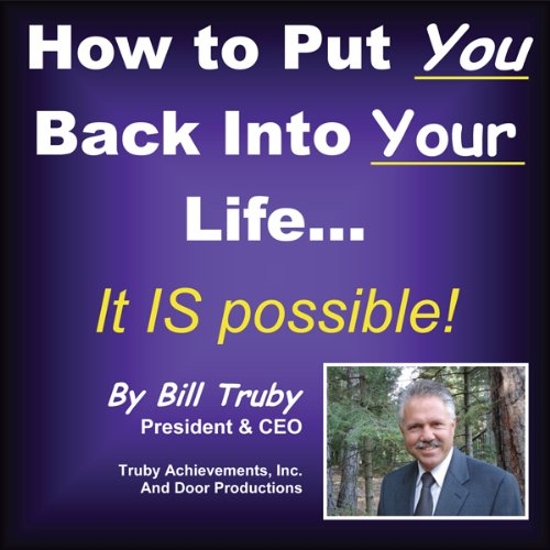 How to Put YOU Back Into Your Life audiobook cover art