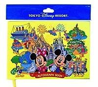 東京ディズニーリゾート ミッキーとミニー柄のサイン帳