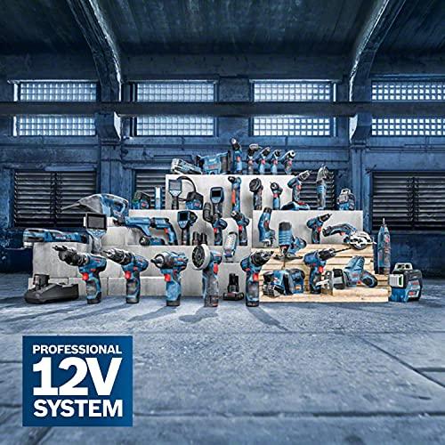 Bosch Professional GSR 10,8-2-LI Akku-Bohrschrauber   2×2,0 Ah Akku - 2