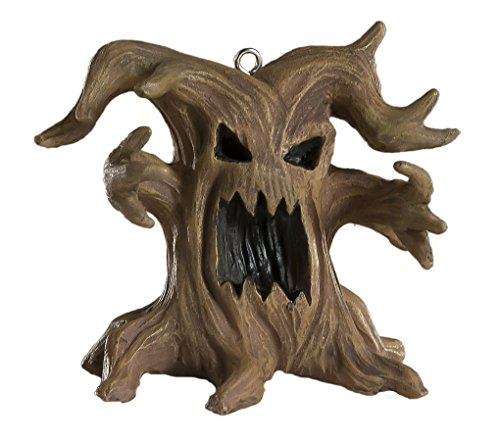HorrorNaments Wicked Tree Horror Ornament - Scary Prop and Decoration for Halloween, Christmas, Parties and Events - Bill Moseley Series