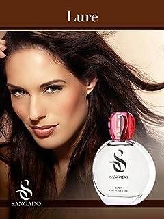 SANGADO Seductora Perfume para Mujeres Larga Duración de 8-10 horas Olor Lujoso Floral Frutal Francesas Finas Extra C...