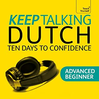 Keep Talking Dutch cover art