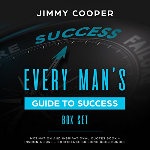 Every Man's Guide to Success Box Set audiobook cover art
