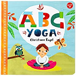 The benefits of yoga for kids + great items for teaching yoga to kids! 1