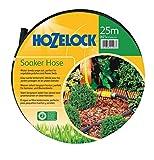 Hozelock 6764 Manguera Porosa diámetro 13 mm 25 M, Negro