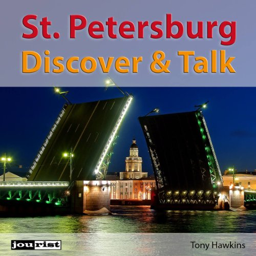 Saint Petersburg (Discover & Talk) audiobook cover art