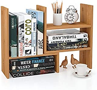 Best bamboo desk shelf Reviews