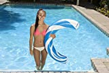 Poolmaster Inflatable Curved Swimming Pool Noodle Pool Float
