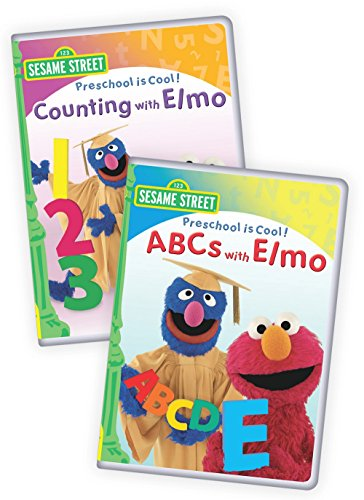 Sesame Street: Preschool Is Cool! ABCs with Elmo / Counting with Elmo