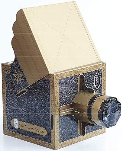 Astromedia Bausatz: Die Camera Obscura - Der Vorfahre von Foto-, Film und Videokamera