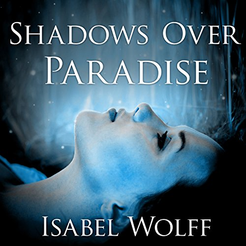 Shadows Over Paradise audiobook cover art