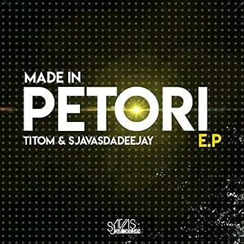 Madie in Petori - EP