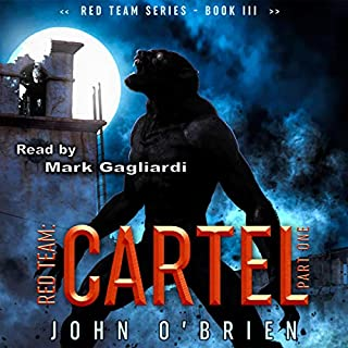 Red Team: Cartel Part One cover art