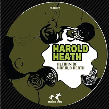 The Return of Harold Heath