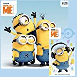 Calendar Ink, Despicable Me Minions 2020 Calendar Bundle