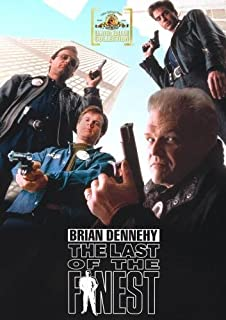 The Last Of The Finest by Brian Dennehy