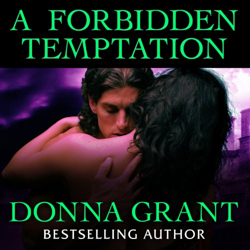A Forbidden Temptation audiobook cover art
