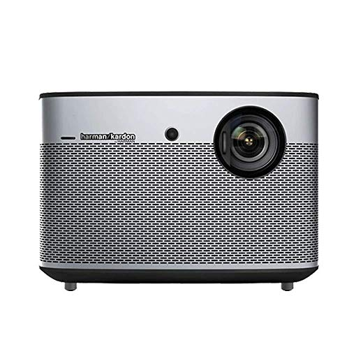 1920 * 1080 Full HD Projector 1350 ANSI 3D Projector Ondersteuning 4K Android Wifi Bluetooth Beamer