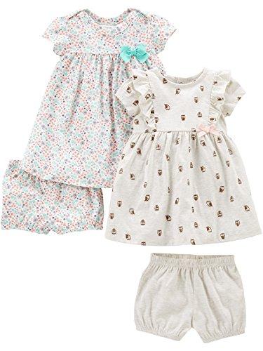 Vestido Niña  marca Simple Joys by Carter's