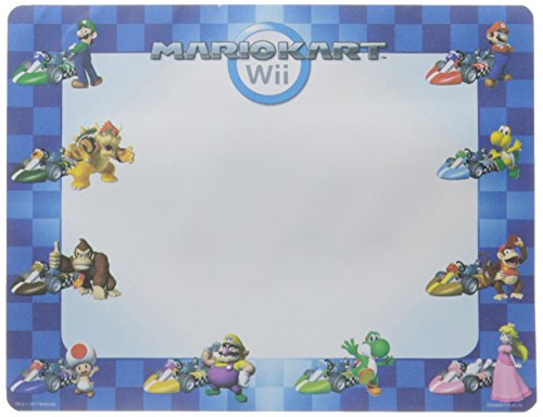 Nintendo Mario Bros Mousepad Notepad, Assorted