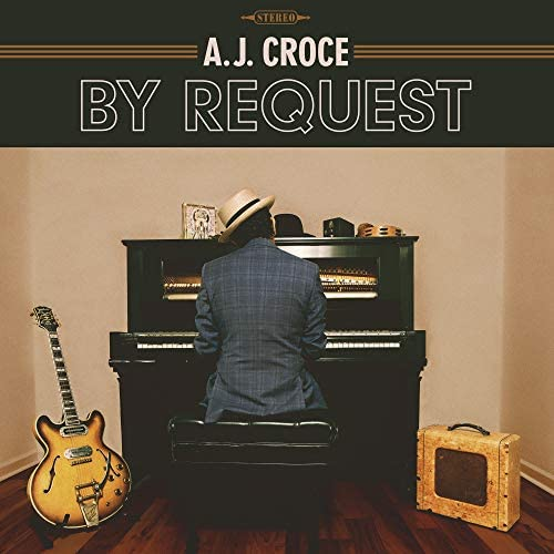 A.J. Croce feat. Robben Ford