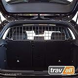Travall Guard Griglia di Protezione Compatibili con Mercedes-Benz Classe A 5 Porte Hatchback (2018-Corrente) TDG1619 – Griglia Divisoria Specifica in Acciaio Dolce