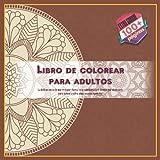 Libro de colorear para adultos - La belleza no es lo que eres por fuera, es la sabiduria y el tiempo que dedicaste para salvar a otra alma en pena como tu. (Mandala)