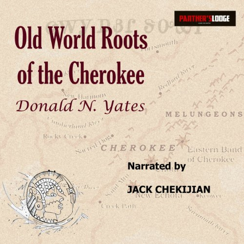 Old World Roots of the Cherokee audiobook cover art