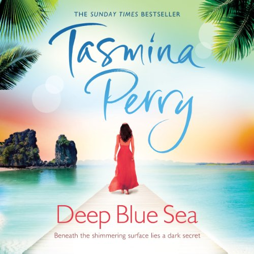 Deep Blue Sea audiobook cover art