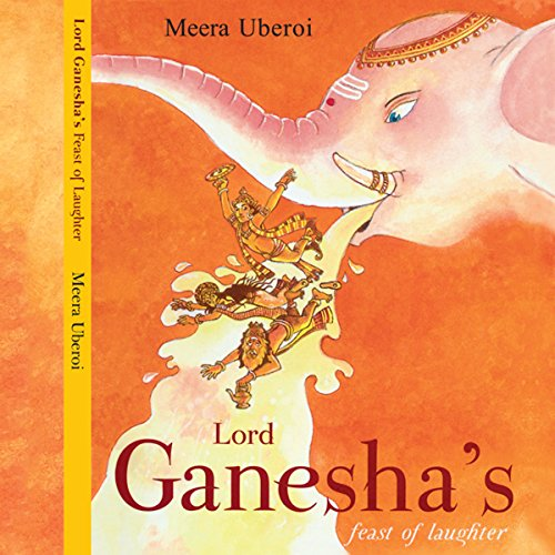 Lord Ganesha's Feast of Laughter cover art