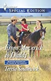 From Maverick to Daddy (Montana Mavericks: 20 Years in the Saddle!)