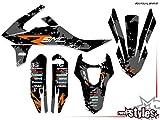 Race-styles - Kit di adesivi decorativi compatibili con SMC R 690 2019 2020