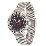 Vostok Amphibian #420XXX Reloj Automatico de Buceo 200WR Mesh (420457)
