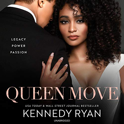 Queen Move Audiobook By Kennedy Ryan cover art