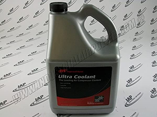 92692284 Ultra Coolant 5 Liters Ingersoll Rand Replacement Part