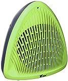Thulos Termoventilador Calefactor 2000W Estufa electrica de Alta Potencia y diseño Verde …, plastico, 23.2 x 16 x 24.2 cm