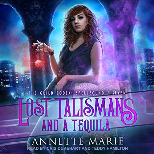 Lost Talismans and a Tequila  By  cover art