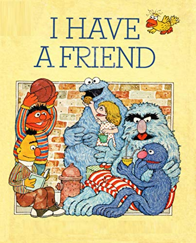 i have a friend: kids books ages 6-8 (English Edition