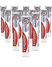 Colgate Complete Ultra White tandpasta, 12 stuks (12 x 75 ml)