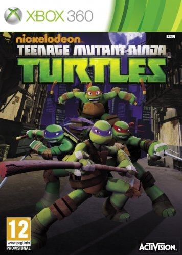 Teenage Mutant Ninja Turtles (Xbox 360) - [Edizione: Regno Unito]