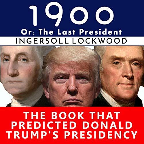 1900: The Last President cover art