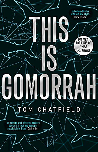 This is Gomorrah: Longlisted for the CWA 2020 Ian Fleming Steel Dagger award