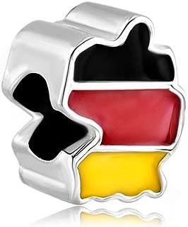 Best pandora german flag Reviews