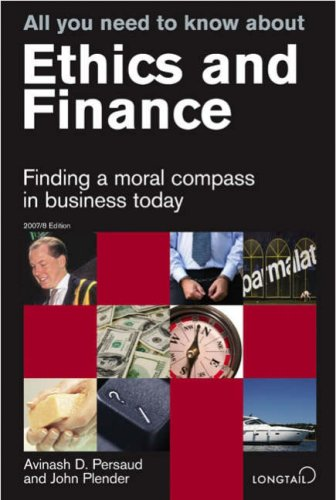 All You Need to Lnow About Ethics and Finance (All You Need to Know Guides)