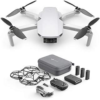 DJI Mavic Mini Combo - Drone Ultra-Léger et Ultra-Transportable, Autonomie de 30 minutes, distance de Transmission de 2 km...