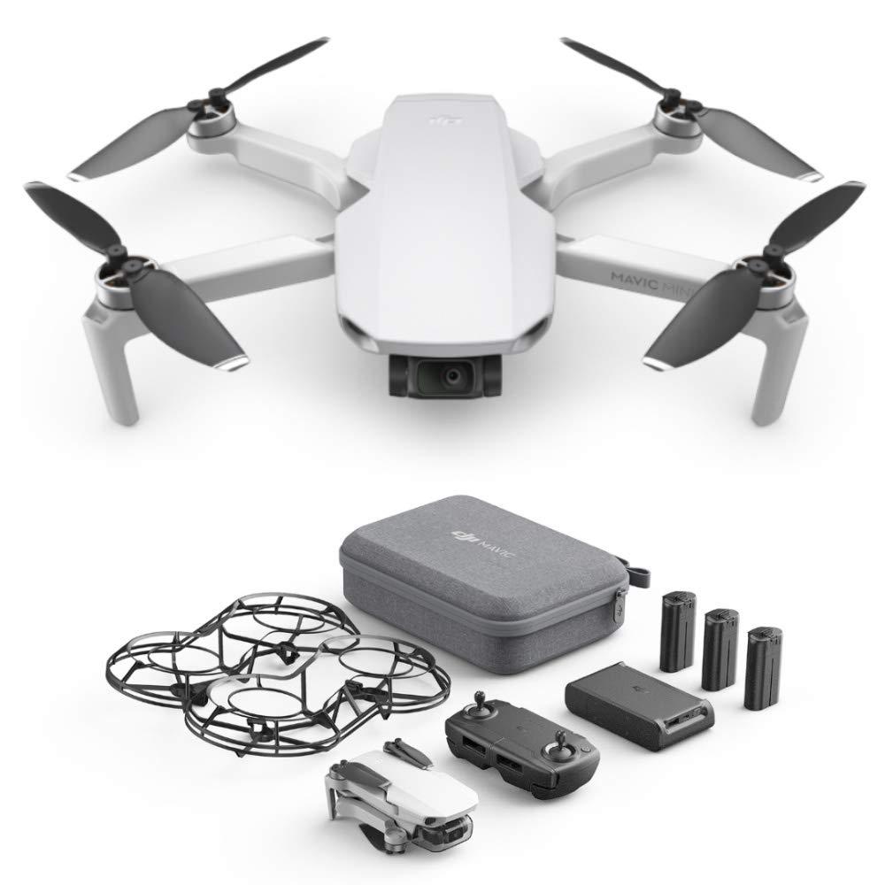 Dji Mavic Mini Fly More Combo Ultralight Portable Drone Amazon Ae