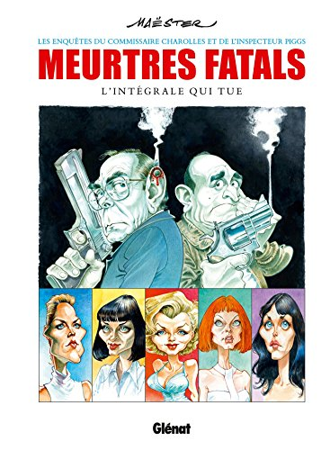 Meurtres fatals - Intégrale: L'intégrale qui tue